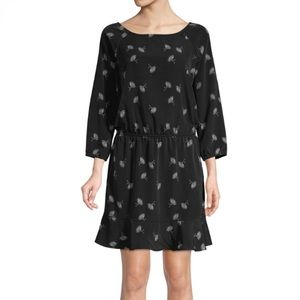NWT Joie Arryn Printed Dress